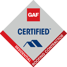 Fine Line Improvements is a GAF Certified Contractor.